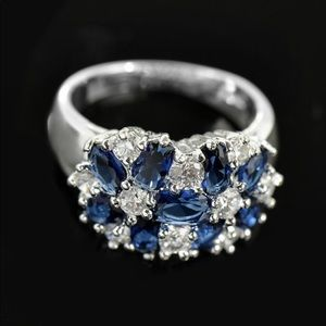Accessories - Sapphire ring
